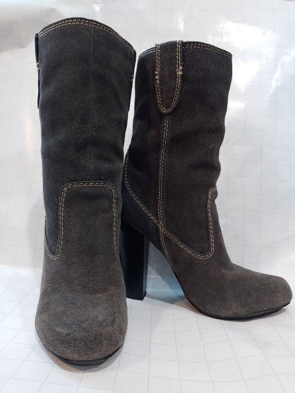 Mia suede boots