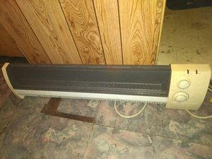 Honeywell heater for Sale in Fitzgerald, GA