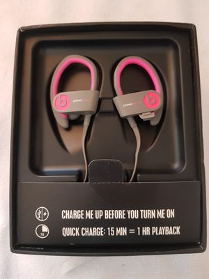 POWER BEATS WIRELESS HEADPHONES (Auriculares Beats) for Sale in Miami, FL