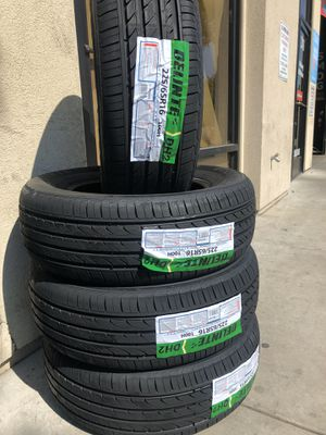 New sets of tires on sale for Sale in Tracy, CA
