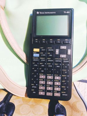 T.I 85 graphing calculator for Sale in Colorado Springs, CO