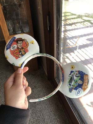 Toy Story Disney Mickey/Minnie Ears for Sale in San Dimas, CA