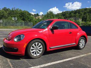 2013 Volkswagen Beetle- low mileage for Sale in Morgantown, WV