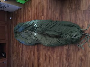 US military issue sleeping bag Mountain M-1949 for Sale in Keller, TX