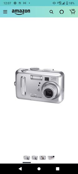 Kodak Easyshare CX7430 4 MP Digital Camera with 3x Optical Zoom & Color Science Chip for Sale in Tacoma,  WA