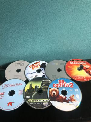 DVD movies for Sale in Huntington Beach, CA
