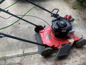 Lawn mower & Weed eater for Sale in Humble, TX