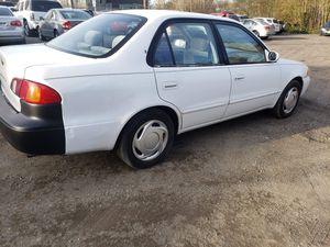 1999 toyota corolla for Sale in Kent, WA