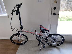 Zizzo Liberté folding bike for Sale in Killeen, TX