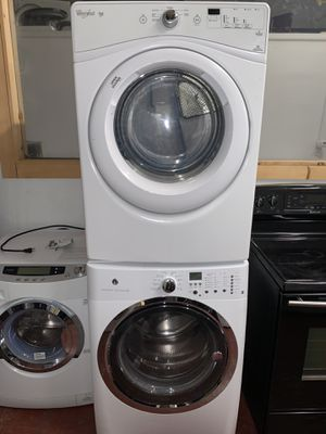 Electrolux Washer/Whirlpool Dryer Set for Sale in Winston-Salem, NC