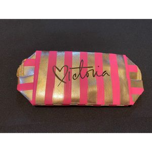 Victoria Pink & Gold Mini Pouch for Sale in Baldwin Park, CA
