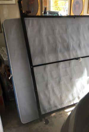 Free Queen Mattress/Box Spring/Frame for Sale in Granite Falls, WA