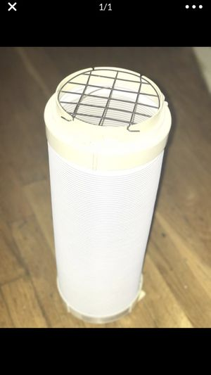 Free pipe( evacuator) for portable AC , comes with window panel for Sale in Brooklyn, NY