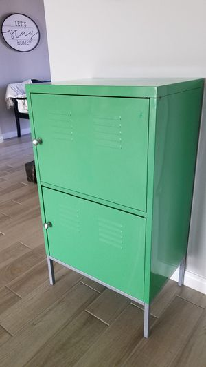 """Ikea Locker Style storage with adjustable Shelves in good condition. 24""""W x 16xD x 41 Asking $55 for Sale in Bakersfield, CA"""