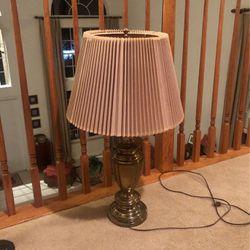 Brass Lamp for Sale in Boca Raton,  FL