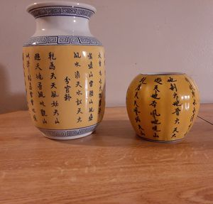 Chinese ceramic vases for Sale in St. Louis, MO