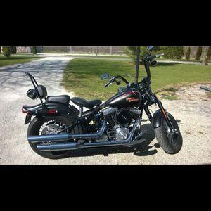 2009 Harley Davidson Softail Cross Bones for Sale in Noblesville, IN