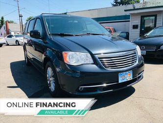 2014 Chrysler Town And Country for Sale in Salem,  OR