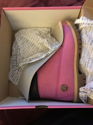 Breast Cancer Timberland Boots for Sale in Columbus, OH