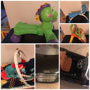 Toddler toys 🧸 -check prices below- for Sale in Germantown, MD