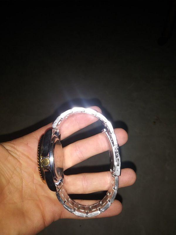 New curdden watch