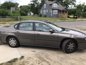 2004 Chevy impala for Sale in Detroit, MI