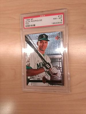 Alex Rodriguez graded baseball cards for Sale in Poinciana, FL