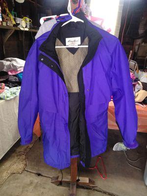 Ladies Eddie Bauer Gore Tex jacket for Sale in St. Louis, MO