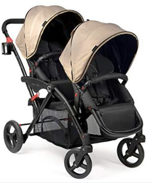 Double Stroller Contours Elite (negotiable price) for Sale in Casselberry, FL