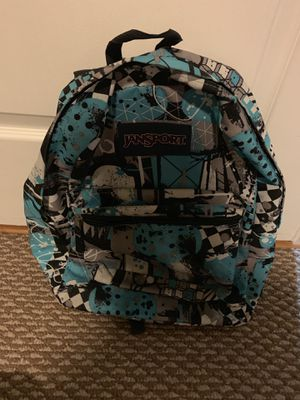 JANSPORT single zipper Backpack for Sale in Miramar, FL