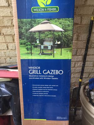 Wilson & Fisher Grill Gazebo for Sale in Reston, VA