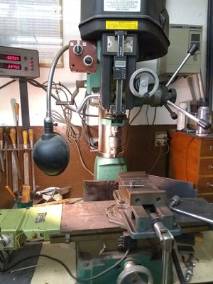 Mill drill machine for Sale in Middleburg, PA