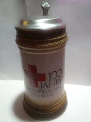 100 year commemorative DRK beer stein for Sale in San Angelo, TX