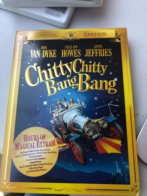 Chitty chitty bang bang dvd special edition for Sale in Gilroy, CA