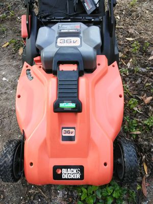 Electric Lawnmower for Sale in Tampa, FL