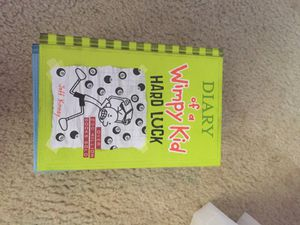 Diary of a wimpy kid book for Sale in La Vergne, TN