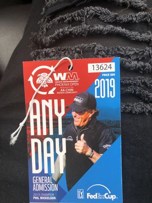 Any Day Tickets for Sale in Phoenix, AZ