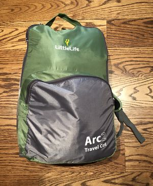 Littlelife Arc2 Travel Cot for Sale in Bellevue, WA