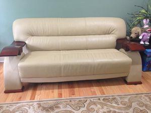 Cream colour Couch for Sale in Ashburn, VA