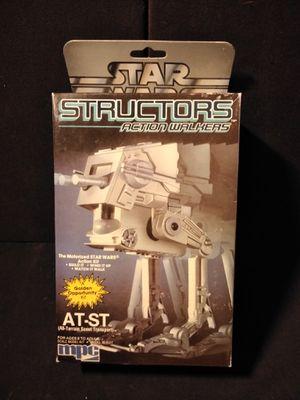Star Wars Structors AT-ST buildable for Sale in Sun City, AZ