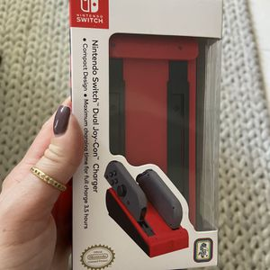 New In Box Nintendo Switch Joy Con Charger for Sale in Fountain Hills, AZ