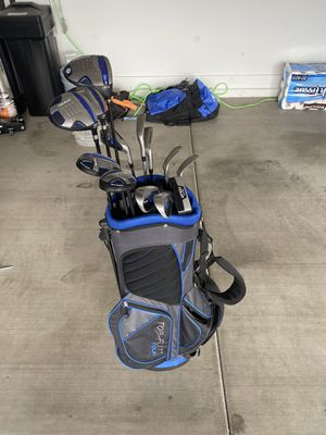 Top Flight Tour Men Golf Club Set for Sale in Gilbert, AZ