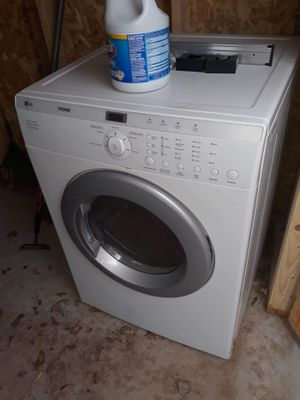 LG Trom Electric Dryer for Sale in US
