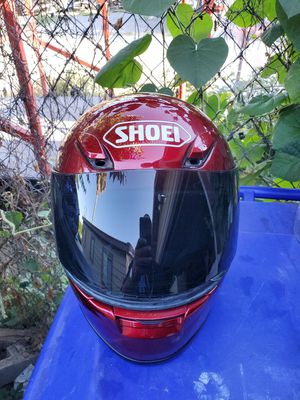 Shoei Motorcycle Helmet for Sale in Phillips Ranch, CA