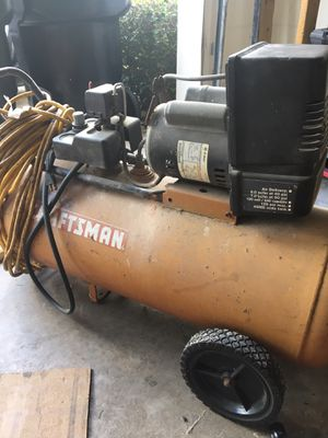 craftsman air compressor for Sale in Orlando, FL