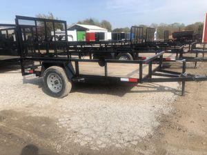 78x12 utility w gate for Sale in DeSoto, TX