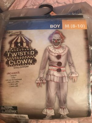 Twisted clown costume for Sale in Cape Coral, FL