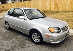 2003 Hyundai Accent •• Low Miles •• Fits 5 people - Cheap !! for Sale in Rockville, MD