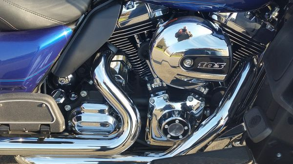 2016 Harley Davidson FLTRU