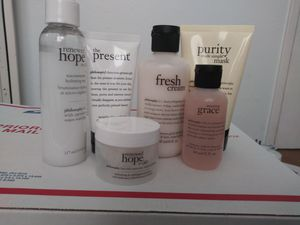6 Philosopy beauty products for Sale in Chandler, AZ
